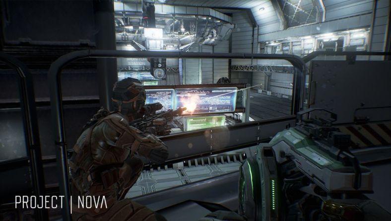 Project Nova: El Nuevo Shooter de CCP del universo Eve Online