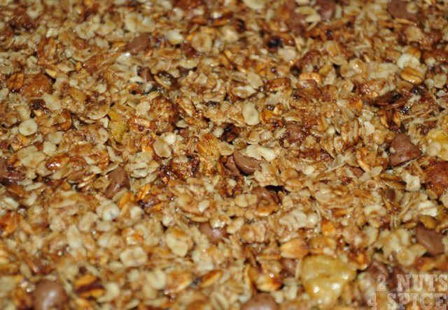 barrinha de granola