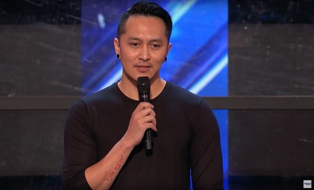 demian on america s got talent nbc