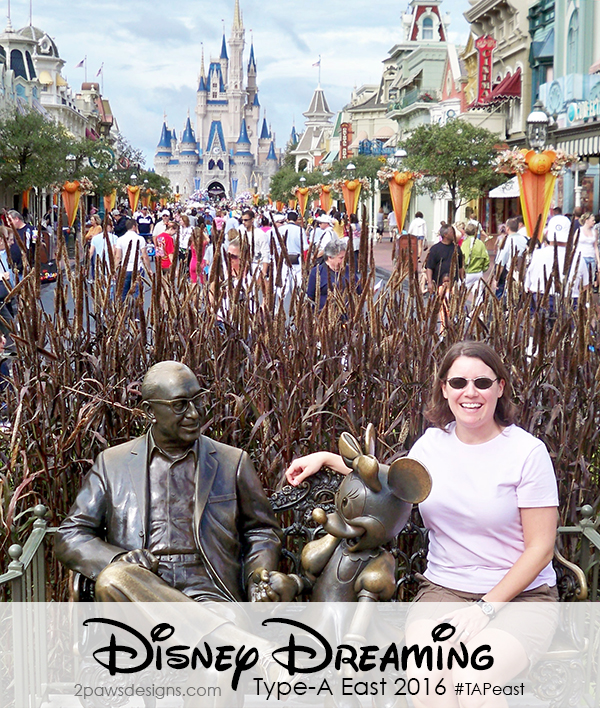 Disney Dreaming: Type-A East #TAPeast