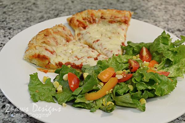 Easy, Fresh Summer Salad Recipe