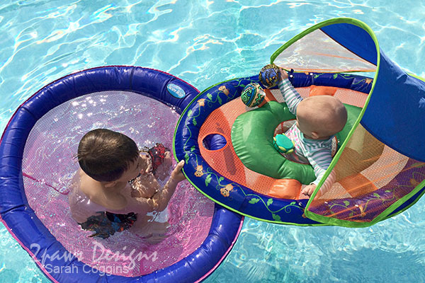 Splash Into Summer With Swimways 174 And National Learn To