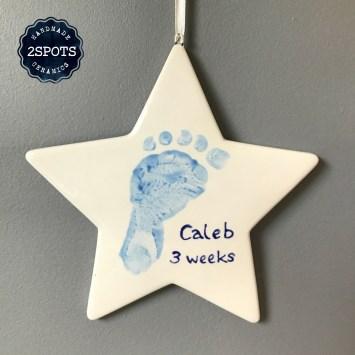 Footprint Star