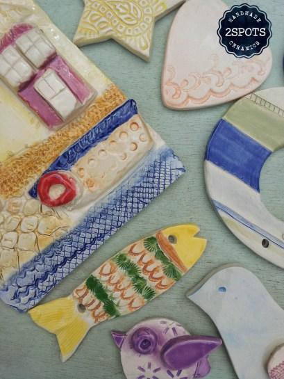 Pottery Wall Art