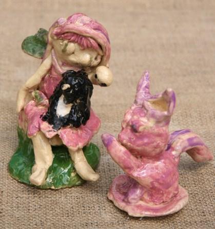 Fairy & Cat