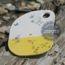 2Spots Sherbert Lemon Platter