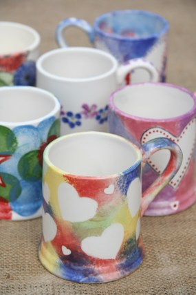 2Spots Ceramics Paint Your Own Pottery Ladies Nights