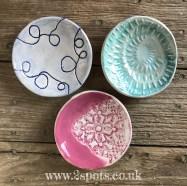 imprinted bowls