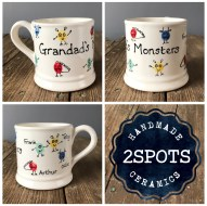 Grandad's Monster Mug