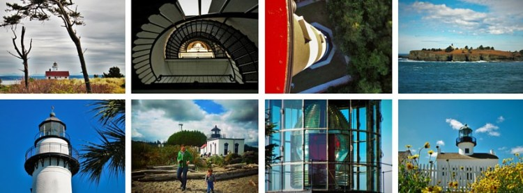 Lighthouses of the USA header