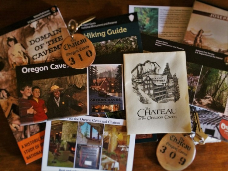 Oregon Caves Chateau collateral