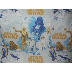 Small Crop Of Star Wars Sheets