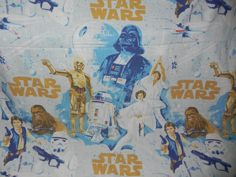 Large Of Star Wars Sheets