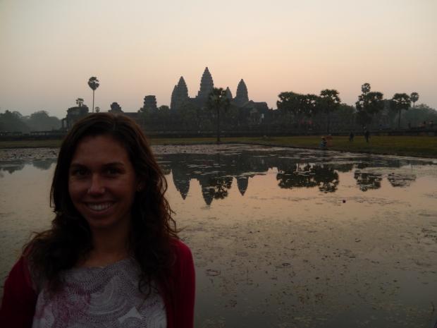 Angkor Wat Sunrise (1)