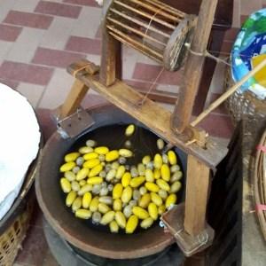 SHINAWATRA THAI SILK FACTORY AND SHOWROOM Chiang Mai