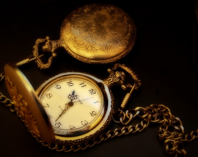 watch of old, pocketwatch