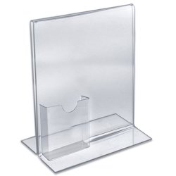 Acrylic Brochure Holders at Rs 180  piece s    Acrylic Products     Acrylic Brochure Holders at Rs 180  piece s    Acrylic Products   Cute  Advertising  New Delhi   ID  9106045791
