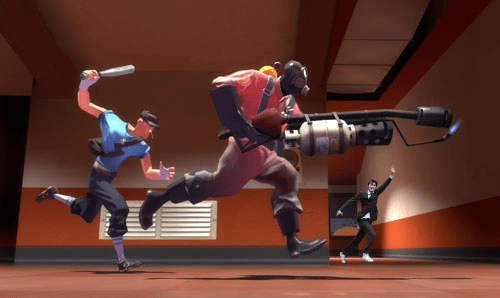 David Tennant in Team Fortress