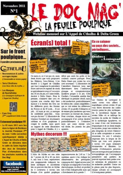 tumblr lucxfxfEVI1qb0ugao1 500 [JDR] Doc Mag, le webzine poulpique !