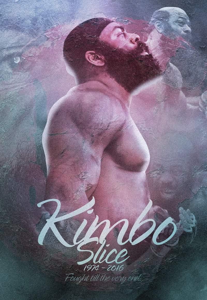 Kimbo Slice - 1974-2016