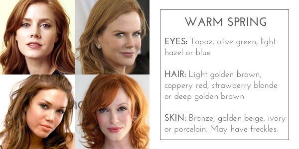 Colors For Your Skin Tone Spring