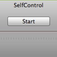 Anti-uitstelgedrag: Self Control