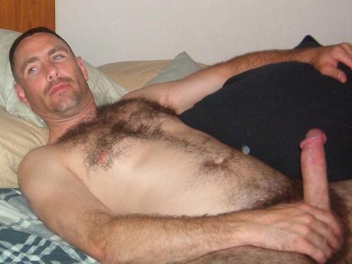 ordinary naked hairy men