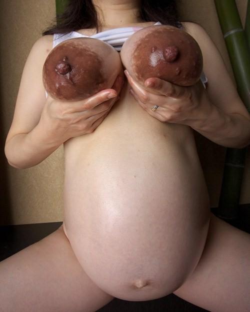 huge pregnant tits big nipples