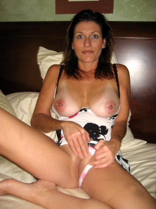 mature women with pierced nipples