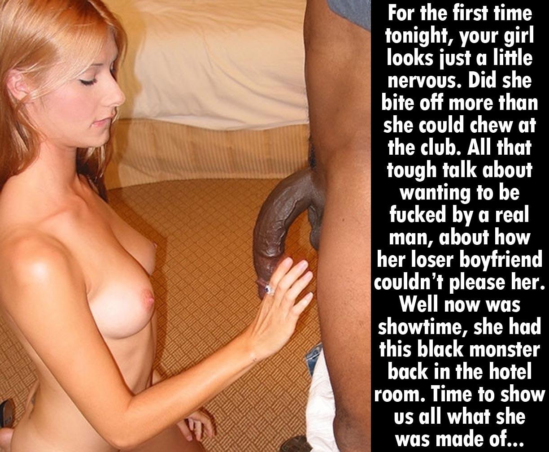 cock biting caption porn