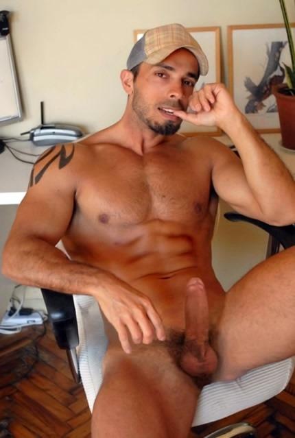 rugged hairy daddy