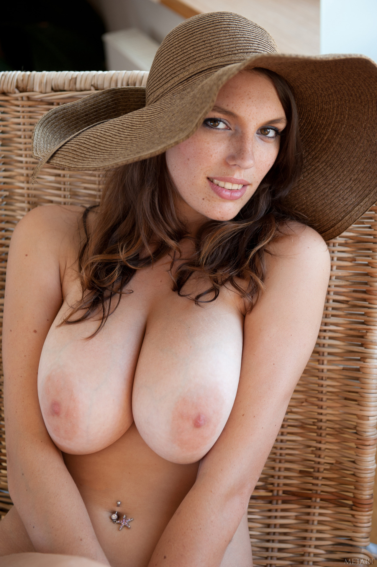 most beautiful natural breasts