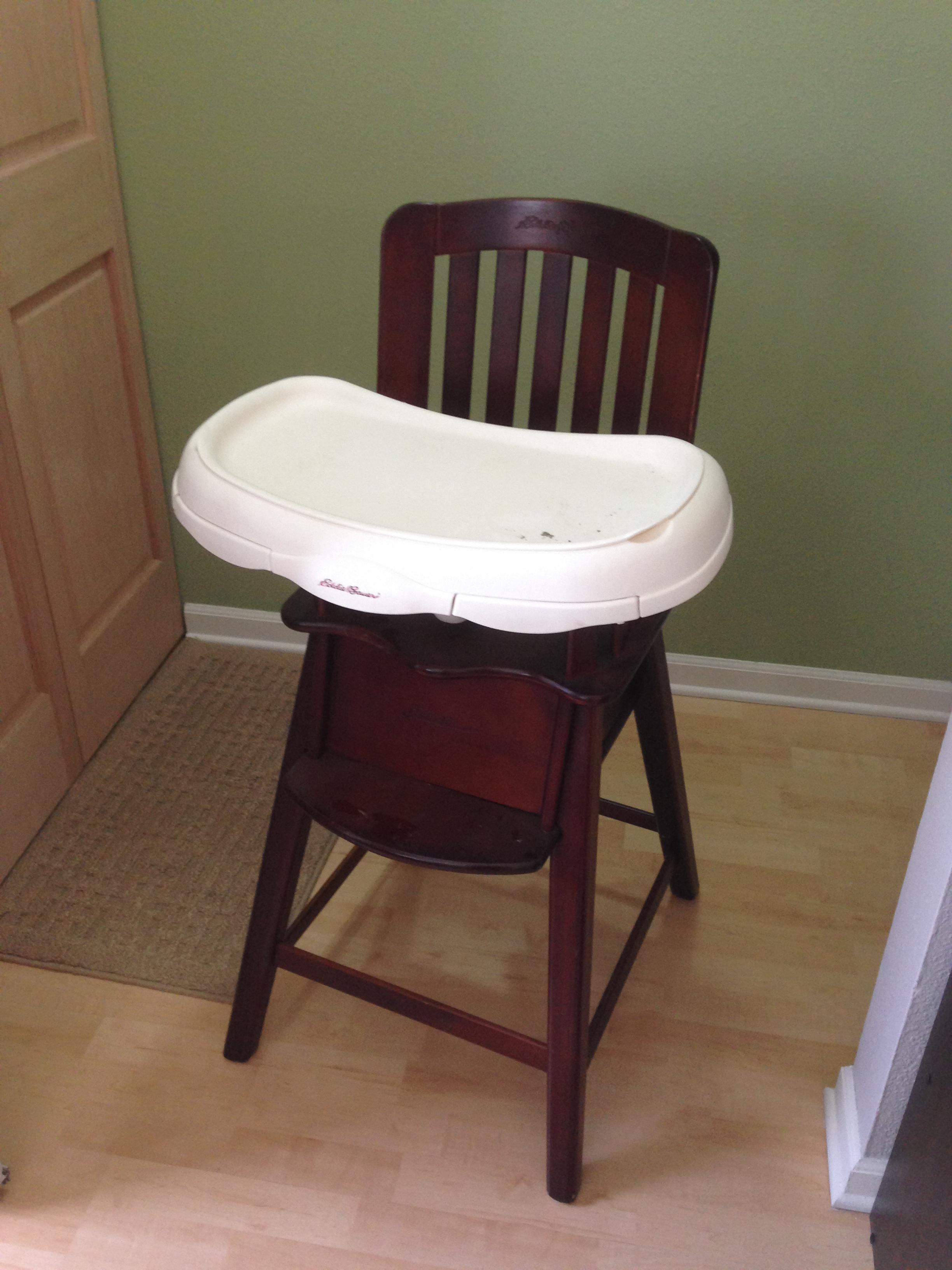 Fullsize Of Eddie Bauer High Chair