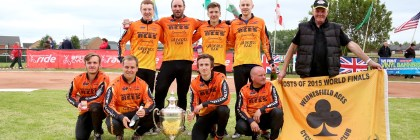 2015 British Team Knockout Cup Champions, Wednesfield.