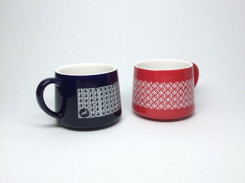 Medium Of Speciality Coffee Mugs