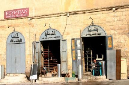 Autour de la mosquée El Hussein