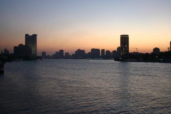 Night boat to Cairo