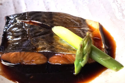 魚の煮つけ