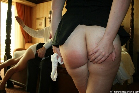 women spanking boys