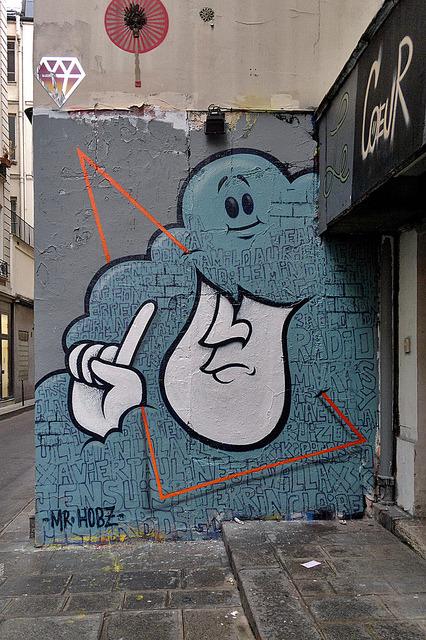 backpacksandfatcaps:3A - Paris by o_Ouissem on Flickr.Mr. Hobz