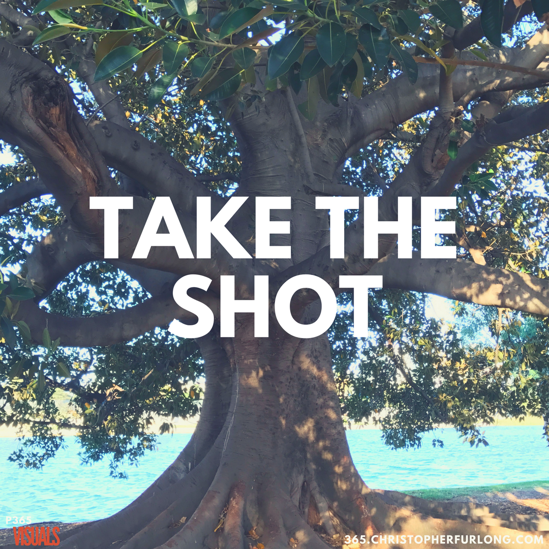 Day #063: Take The Shot