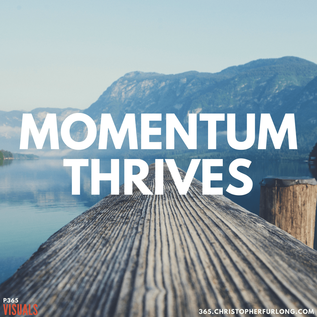 Day #174: Momentum Thrives