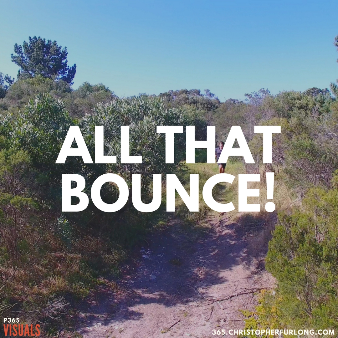 Day #309: All That Bounce!