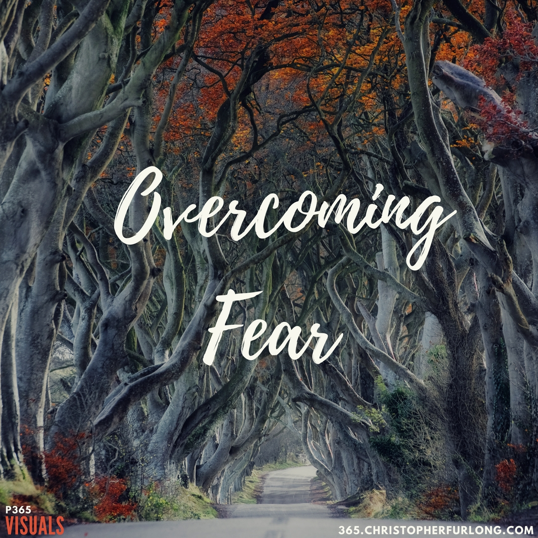 Day #346: Confronting & Overcoming Fear