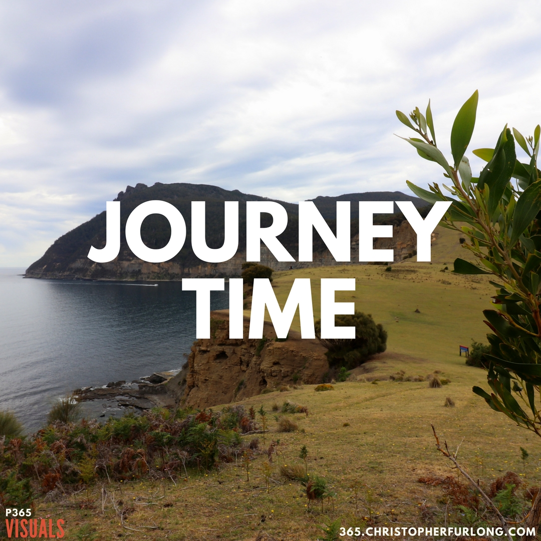P365 2018: Day #007: Journey Time