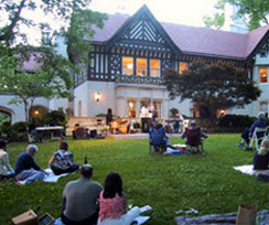 Jazz on the Lawn at Callanwolde