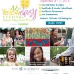 Day 248 – Stone Mountain's Yellow Daisy Festival (Stone Mountain)