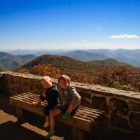 Summit Hike at Brasstown Bald in Blairsville, Ga