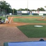 Augusta GreenJackets Minor League Baseball Game