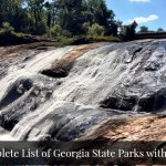 Your Complete List of Georgia State Parks with Waterfalls